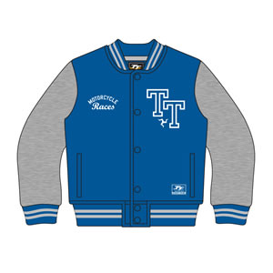 Official Isle of Man TT Childrens Jacket. This casual jacket ...