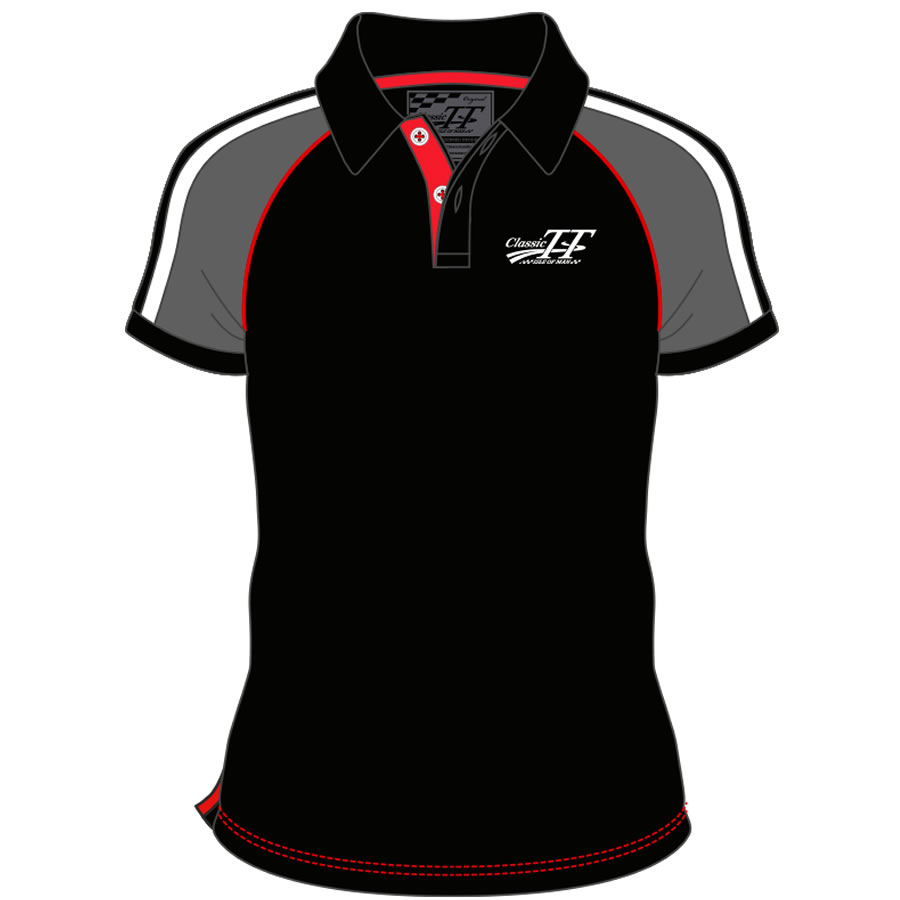 17CTT-AP-1 - Isle of Man Classic TT Polo Shirt