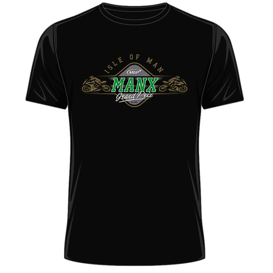 17MGPATS2 - Black MGP T-Shirt