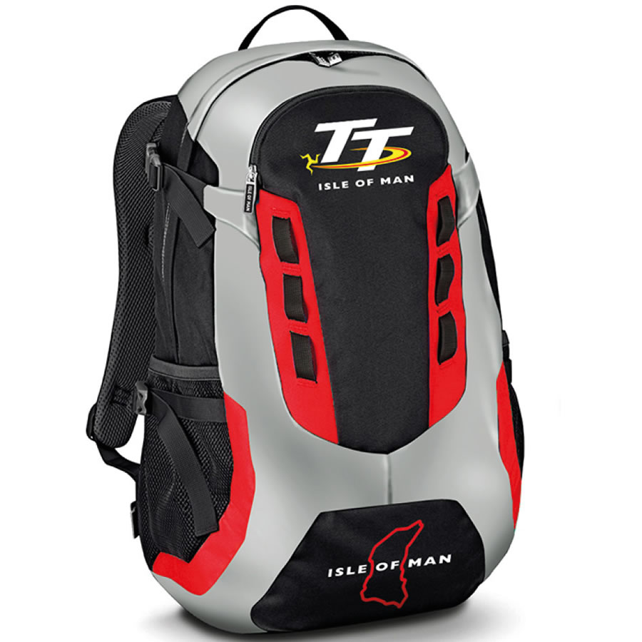 18BP1 - Isle of Man TT Back Pack