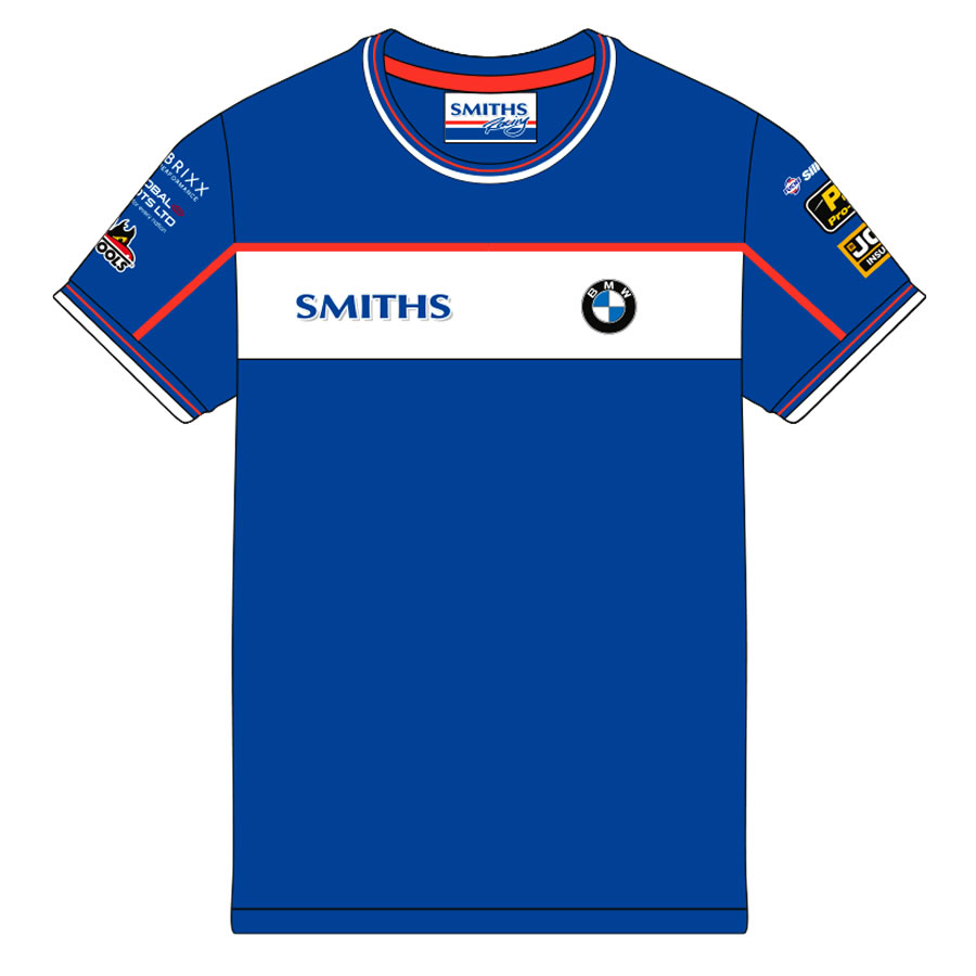 18SR-ACTS - Smiths Racing Custom T-Shirt
