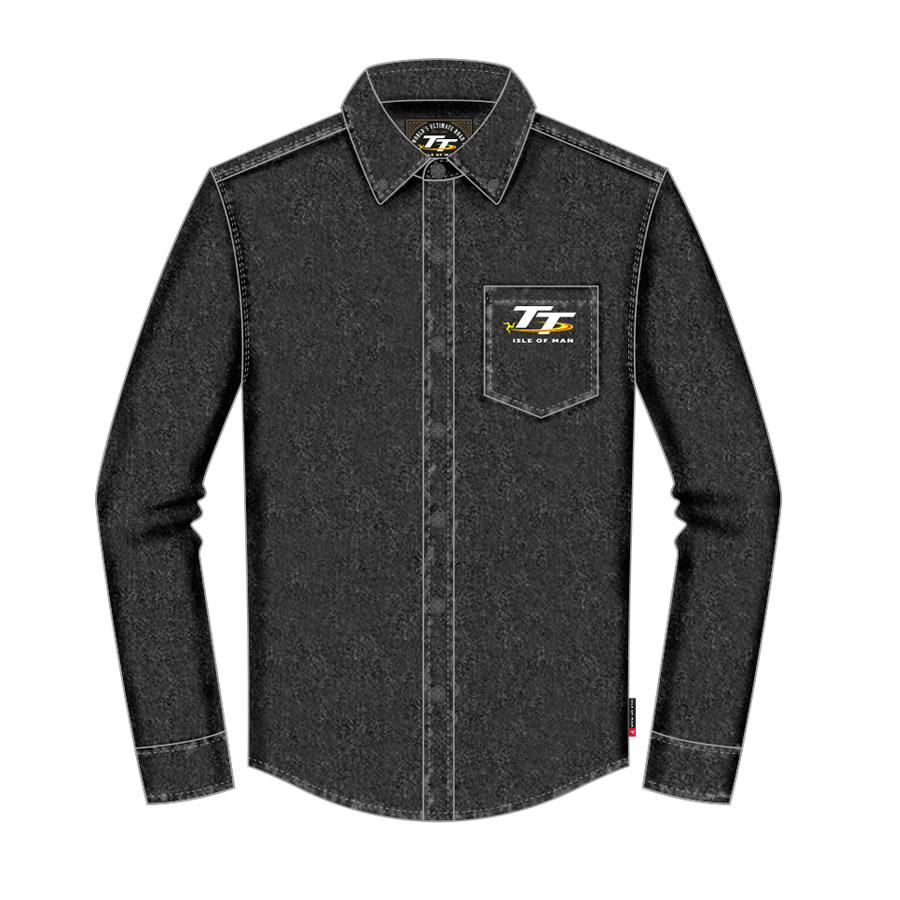 19ADS1 - TT Denim Shirt