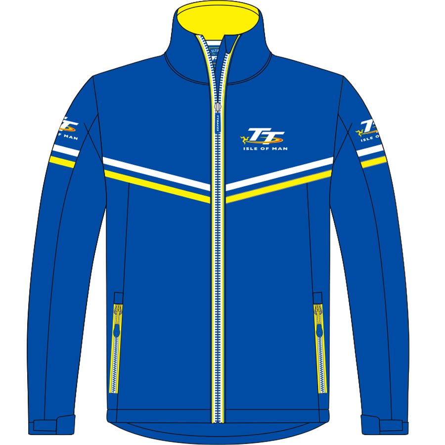19AJSS2 - TT Softshell Jacket