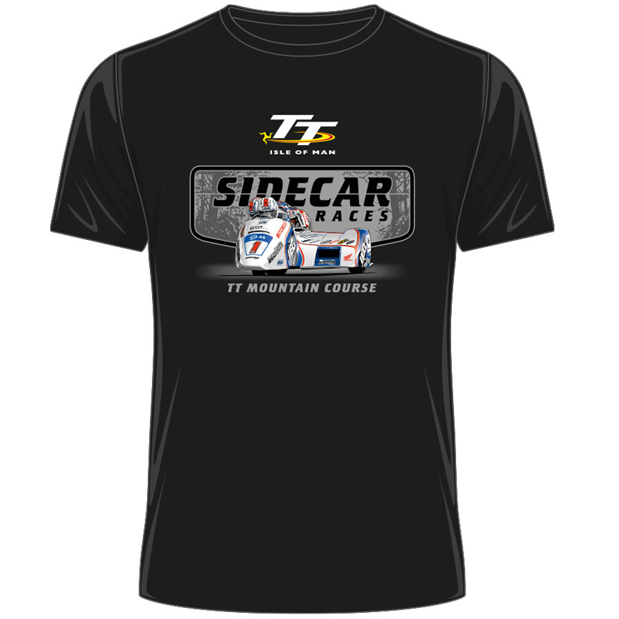 19ATS14 - Black TT T-Shirt