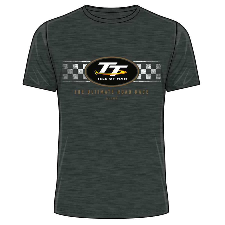 19ATS5 - TT Dark Heather T-Shirt
