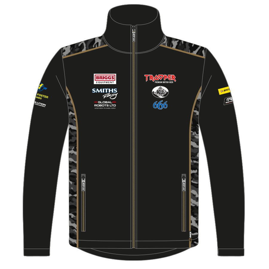 20PHT-AJSS1 - Peter Hickman Soft Shell Jacket