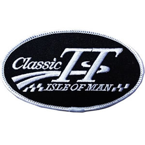 Isle of Man Classic TT Patch